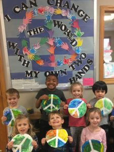 Unity Week & Dr  Martin Luther King Jr  Day - Montessori